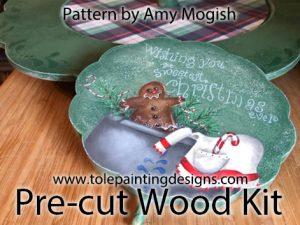 Amy Mogish Christmas Pattern