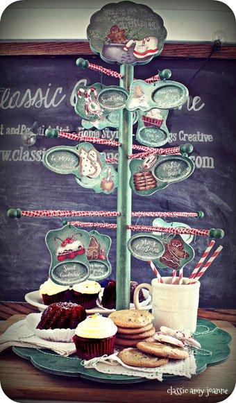 Amy Mogish Sweet Treats Ornaments