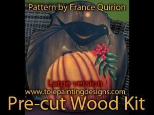 Autumn Tole Painting Supplies