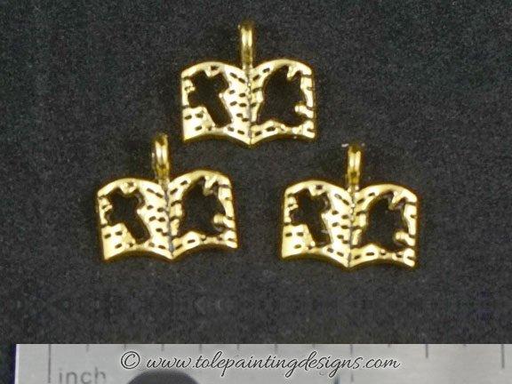 Bible Bracelet Charms