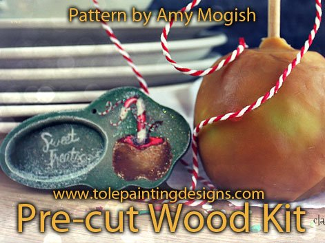 Christmas Ornaments Painting Surface