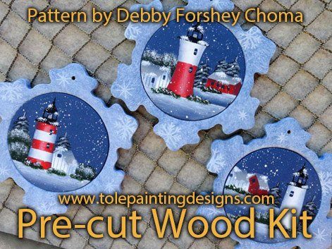 Debby Forshey-Choma Painting Pattern