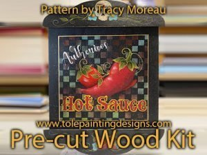 Decorative Painting Wood Surfaces