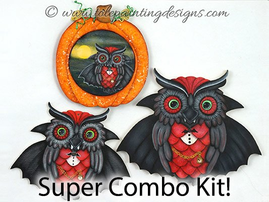 Halloween Count Painting Pattern