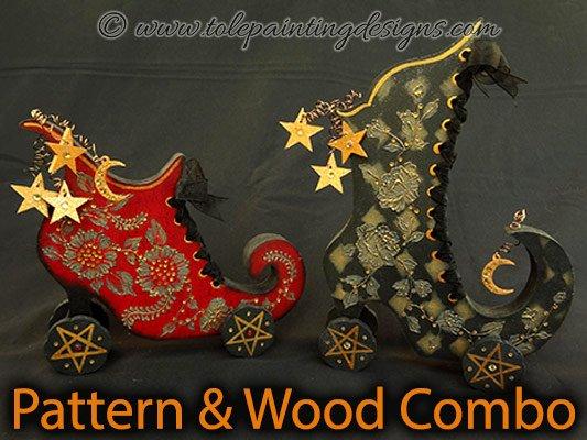Halloween Painting Patterns