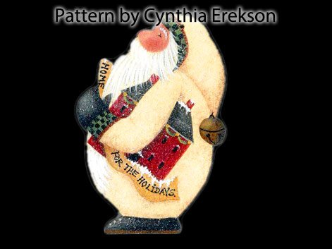 Homebody Nicklette Painting Pattern