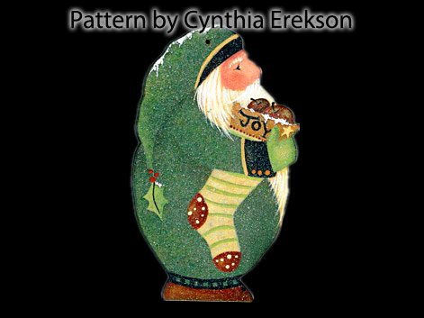 Joyful Nicklette Painting Pattern