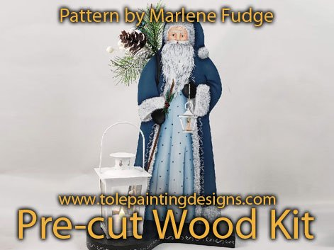 Marlene Fudge Painting Pattern
