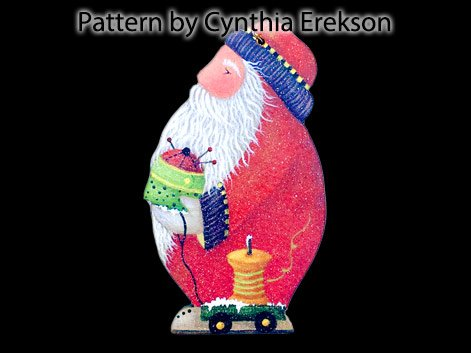 Needleworker Nicklette Painting Pattern