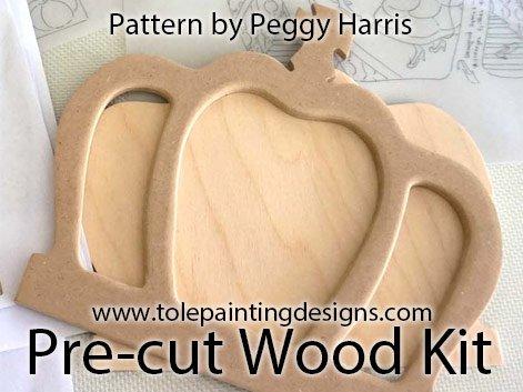 Peggy Harris Tiara Painting Surface