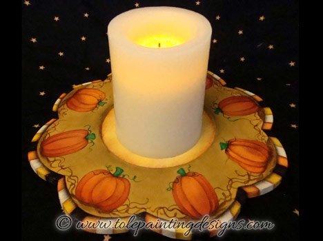 Pumpkin Decorative Painting Pattern