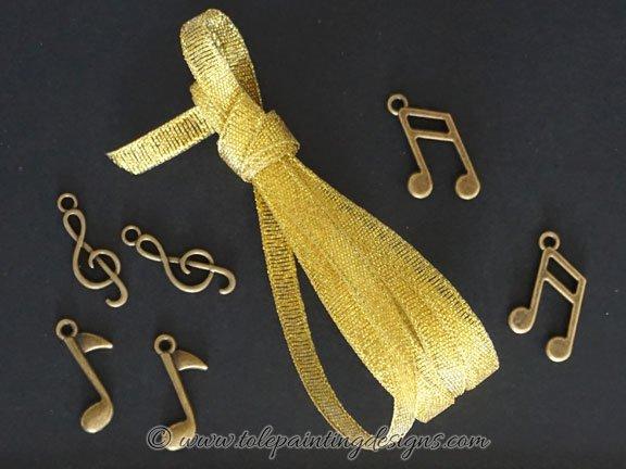 Ribbon Decorative Painting Supplies