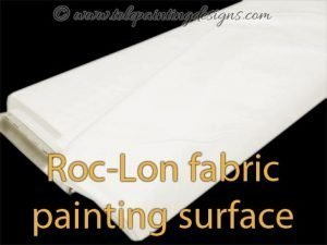 Roc-Lon Fabric Painting Surface