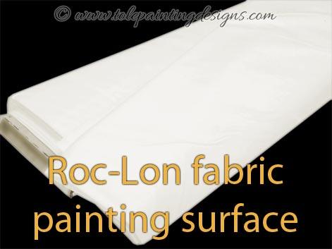 Roc-Lon Fabric Painting Surface