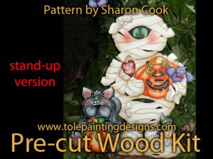 Sharon Cook Painting Pattern