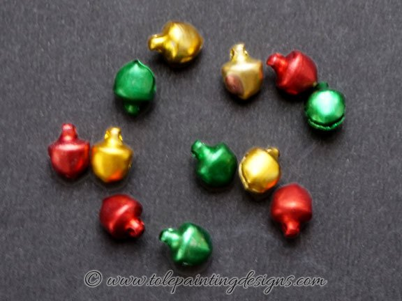 Small Bells Painting Supplies