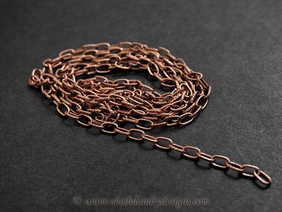 Small Bronze Chain