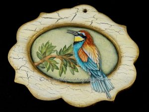 Songbird Decorative Painting Pattern