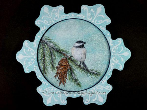 Songbird Decorative Painting Pattern