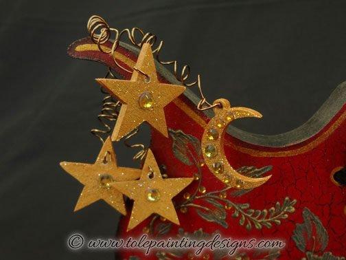 Star & Moon Ornaments