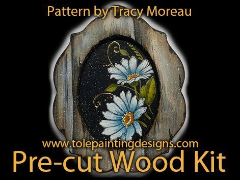 Tracey Moreau Painting Pattern