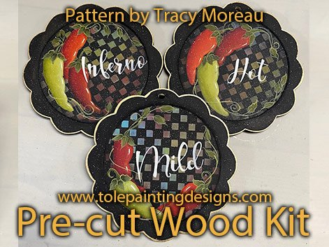 Tracy Moreau Painting Pattern