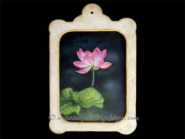 Water Lily Decorative Painting Pattern