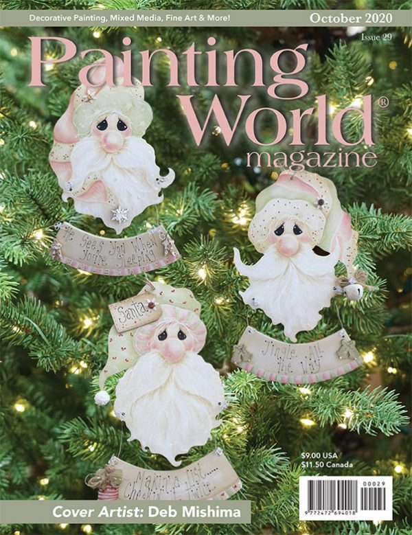 Painting World Cover