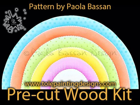 Paola Bassan Decorative Painting Surface