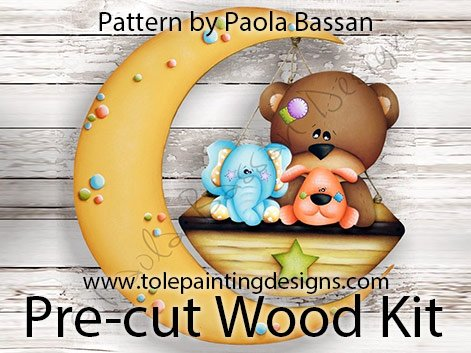 Paola Bassan Wood Surface