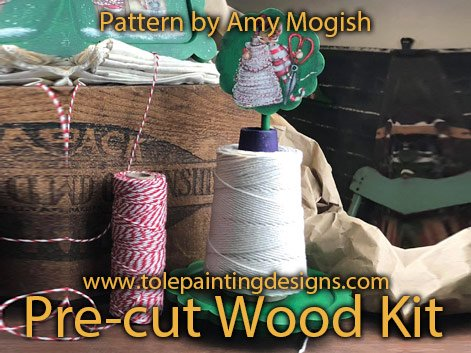 Amy Mogish Christmas Project