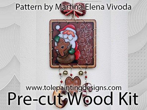 Martina Elena Vivoda Painting Patterns
