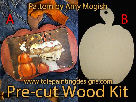 Pumpkin Painting Surfaces