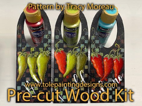Tracy Moreau Painting Surface