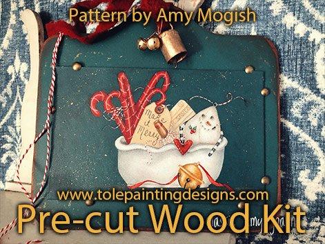 Amy Mogish Painting Surface